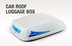 Car Roof Luggage Box
